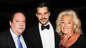 Evita – Opening – Jimmy Nederlander – Ricky Martin - Terry Allen Kramer