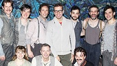 Perez Hilton Broadway Baby – Perez Hilton – Peter and the Starcatcher Cast