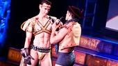 Broadway Bares XXII – John Carroll – Kyle Dean Massey
