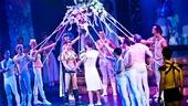 Broadway Bares XXII – John Carroll – Kyle Dean Massey- Cast of Broadway Bares XXII