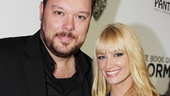 'Book of Mormon' LA Opening—Michael Gladis—Beth Behrs