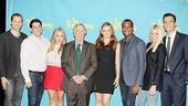 The Performers - Company - David West Read - Evan Cabnet - Jenni Barber - Henry Winkler - Daniel Breaker - Ari Graynor - Cheyenne Jackson