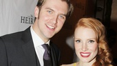 The Heiress – Opening Night – Dan Stevens – Jessica Chastain