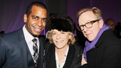 The Performers – opening night – Daniel Breaker – Suzanne Bertish – Edward Hibbert