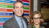 The Other Place – opening night – Andy Cohen – Amy Sedaris