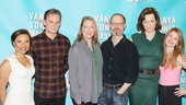 Vanya and Sonia Broadway Meet and Greet – Shalita Grant – Billy Magnussen – Kristine Nielsen - David Hyde Pierce – Sigourney Weaver – Genevieve Angelson