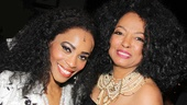 'Motown' Opening Night — Valisia LeKae — Diana Ross