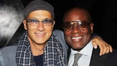 'Motown' Opening Night — Jimmy Iovine — LA Reid