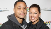 'Motown' Opening Night — Cuba Gooding Jr. — Vanessa Williams