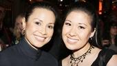 2013 Theatre World Awards — Lea Salonga — Ruthie Ann Miles