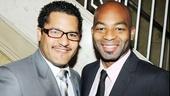 2013 Theatre World Awards — Brandon J. Dirden — Brandon Victor Dixon