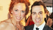 Tony Red Carpet-Carolee Carmello- Rob McClure