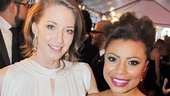 Tony Red Carpet-Carrie Coon- Shalita Grant