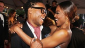 Tony Red Carpet- Billy Porter- Patina Miller