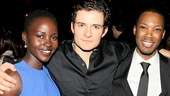 Romeo and Juliet – Opening Night – Lupita Nyong'o – Orlando Bloom – Corey Hawkins