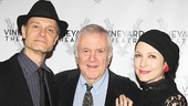 The Landing – Opening Night – David Hyde Pierce – John Kander – Bebe Neuwirth