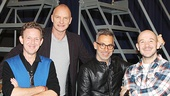 The Last Ship - Meet & Greet - OP - 4/14 - John Logan - Sting - Joe Mantello - Steven Hoggett