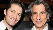 New York Pops Gala - Honoring Marc Shaiman and Scott Wittman - OP - 4/14 - Matthew Morrison - David Rockwell