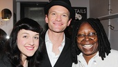 Hedwig and the Angry Inch - Backstage - OP - 5/14 - Neil Patrick Harris - Whoopi Goldberg