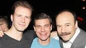 Cabaret - Alan Cumming's 500th Performance as Emcee - OP - 6/14 - Bill Heck - Aaron Krohn - Danny Burstein
