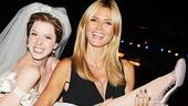Cinderella - Backstage - OP - 7/14 - Paige Faure - Heidi Klum