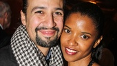 OP - The Last Ship - Opening - 10/14 - Lin-Manuel Miranda -  Renee Elise Goldsberry