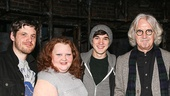 The Last Ship - Backstage - 11/14 - Michael Esper - Shawna M. Hamic -  Collin Kelly-Sordelet - Billy Connolly - Sting