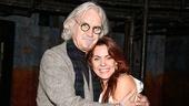 The Last Ship - Backstage - 11/14 - Billy Connolly - Rachel Tucker