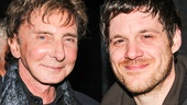 The Last Ship - Backstage - 12/14 - Barry Manilow - Michael Esper