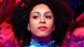 Nicolette Robinson as Astrolass & the cast of Brooklynite