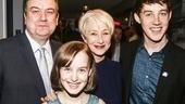 Tony Nominees - Brunch - 4/15 - Richard McCabe - Sydney Lucas - Helen Mirren - Alex Sharp