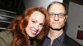 Finding Neverland - Bakcstage - 6/15 - Carolee Carmello - David Hyde Pierce