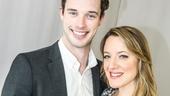 Beautiful: The Carole King Musical - Tour cast - Meet the press - 9/15 - Liam Tobin, Abby Mueller