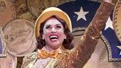 Lesli Margherita as Mona Kent in Dames at Sea