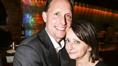 Ripcord - Opening - 10/15 - Rachel Dratch and husband John Wahl