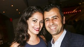 Ripcord - Opening - 10/15 - Daoud Heidami  and wife Michelle