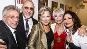 On Your Feet! - Opening - 11/15 - Frankie Valli, Emilio Estefan, Bette Midler, Rita Moreno and Gloria Estefan