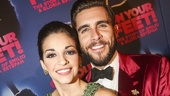 On Your Feet! - Opening - 11/15 - Ana Villafane and Josh Segarra