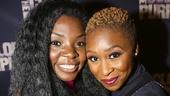 The Color Purple - Meet the Press - 11/15 - Joaquina Kalukango and Cynthia Erivo