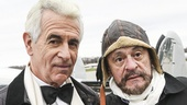 Chicago - Behind the Scenes - Photo Shoot - 12/15 - James Naughton and Barry Weissler