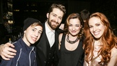 Matthew Morrison - Finding Neverland - Farewell - 1/16 - Jackson Demott Hill, Matthew Morrison, Laura Michelle Kelly & Teal Wicks
