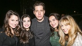Phantom of the Opera - 28th Anniversary - 1/16 - Rachel Zatcoff, Julia Udine, Rachel Eskenazi Gold and Sara Jean Ford