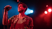 Aaron Tveit - Irving Plaza - 6/16 - Caitlin McNaney