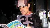 Photo Op - Holidays at Jersey Boys - Peter Gregus