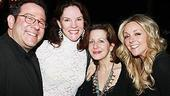 Sunday in the Park Opening - Michael Greif - Caroline McCormick - Betsy Aidem - Jane Krakowski