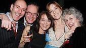 Sunday in the Park Opening - Ricky Ian Gordon - Bruce Coughlin - Judith Blazer -  Julia Murney - Mary Beth Piel