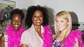 Priscilla recording – Anastacia McClesky – Jacqueline B. Arnold –Ashley Spencer