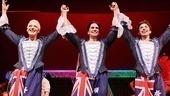 Priscilla opens – Tony Sheldon – Will Swenson – Nick Adams
