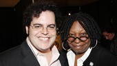Tony brunch - Josh Gad- Whoopi Goldberg