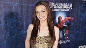 Spider-Man opening- Jennifer Damiano
